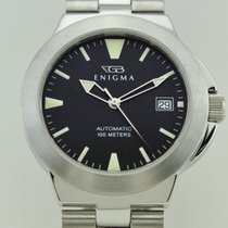 Enigma by Gianni Bulgari Automatic Steel Men´s Watch 279