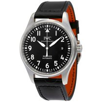 IWC Pilot's Mark XVIII Automatic Black Dial Men's Watch