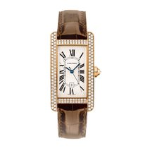 Cartier Tank Americaine  Ladies Watch Ref WB704751