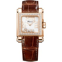 Chopard Happy Sport Square Quartz Small