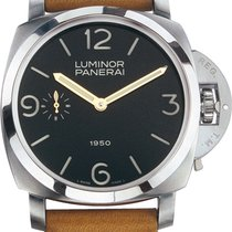 Panerai Luminor 1950 Fiddy Stainless Steel PAM00127