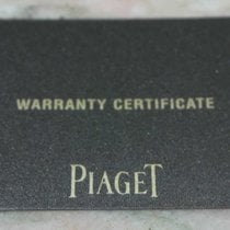 Piaget vintage warranty card blanc newoldstock
