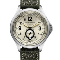Hamilton Khaki Aviation Qne Auto