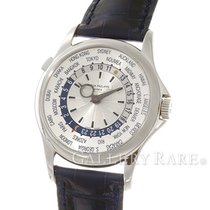 パテック・フィリップ (Patek Philippe) World Time White Gold 39.5MM...