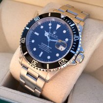 Rolex Oyster Submariner Date Steel 40 mm (1990)