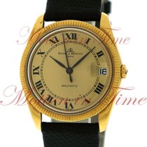 Baume & Mercier Baumatic Vintage, Champagne Dial - Yellow...