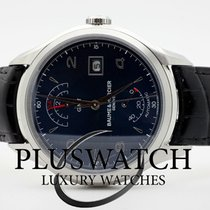 Baume & Mercier Clifton GMT Automatic Blue Dial