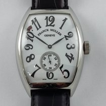 Franck Muller Curvex 7 Days Power Reserve