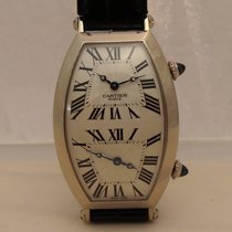 Cartier Tonneau Dual Time