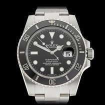 Rolex Submariner Stainless Steel Gents 116610LN - W3936