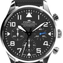 Fortis Pilot Classic Automatik Chronograph 904.21.41 LP01