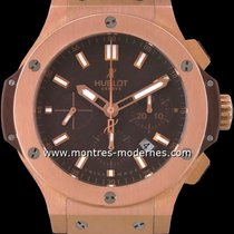 Hublot Big Bang 44 Mm Cappuccino Gold Réf.301.pc.3180.rc