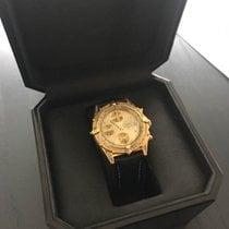 Breitling Chronomat 18 Karat Geldgold mit Diamantbesatz