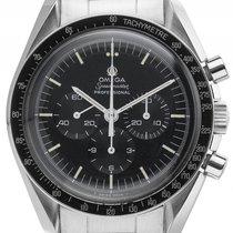Omega Speedmaster Moonwatch Stahl Handaufzug Chronograph...