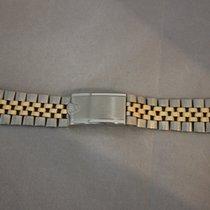 Rolex JUBILEE ARMBAND STAHL-14ct GOLD - GEFALTET 1960er