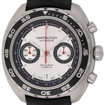 Hamilton : Pan Europ Chronograph :  H35756755 :  Stainless Steel