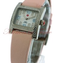 Michele MW2 Mini, Mother of Pearl Diamond Dial, Diamond Bezel...