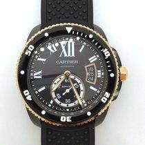 Cartier Calibre de Cartier Diver 18K Rose Gold