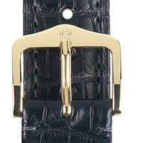 Hirsch Uhrenarmband Earl schwarz L 04707059-1-19 19mm
