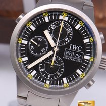 IWC Gst Chronograph Rattrapante Titanium Automatic (mint)