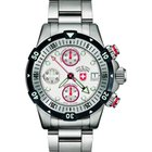 Swiss Military 20000 Feet Diving Watch World Record Valjoux...