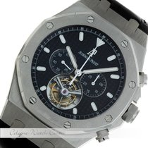 Audemars Piguet Royal Oak Tourbillon Chronograph Stahl...