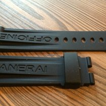 沛納海 (Panerai) Panerai rubber set 24/22mm fit 44mm case /...