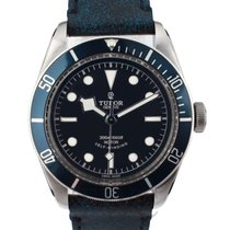 チュドール (Tudor) Heritage Black Bay Blue/Steel 41mm - 79220B