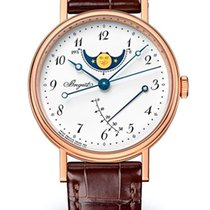 Breguet Brequet Classique 8787 18K Rose Gold Ladies Watch