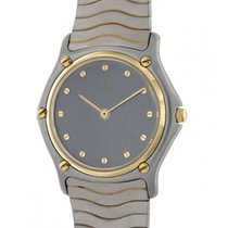 Ebel Classic Wave 181909 Steel, Yellow Gold, 31mm