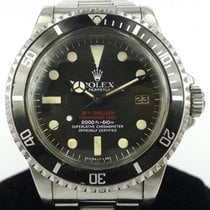 Rolex Double Red Sea-Dweller Ref 1665