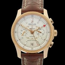 Breitling Bentley 18k Rose Gold Gents H2636212