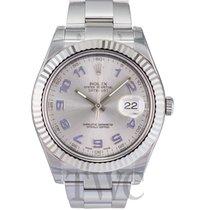 Rolex Datejust II Grey/Steel Ø41 mm - 116334