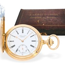 A. Lange & Söhne Pocket watch: exquisite and heavy ...