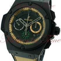 "Hublot Big Bang King Power ""Usain Bolt"", Black Dial,..."
