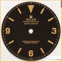 Rolex Dial Explorer I Ref 1016 Depth Gilt Dial Stock #50DG