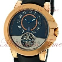 Harry Winston Ocean Tourbillon, Blue Dial, Limited Edition to...
