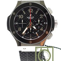 Χίμπλοτ (Hublot) Big Bang Chronograph steel ceramic black...