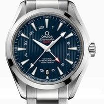 Omega AQUA TERRA 150 M OMEGA CO-AXIAL GMT 43 MM