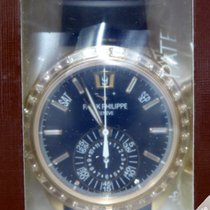 パテック・フィリップ (Patek Philippe) Annual Calendar Chrono Rose Gold...
