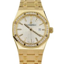 Audemars Piguet 67651BA.ZZ.1261BA.01 Royal Oak Quartz Ladies...