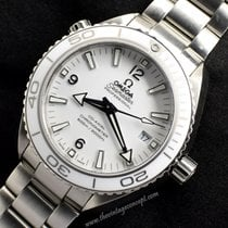 歐米茄 (Omega) Seamaster Planet Ocean 42mm White Cevamic ( Full...