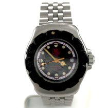 TAG Heuer Classic Formula 1 Steel 200m Water Resistant Date 29mm