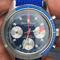 Jacques Monnat Diver Chronograph NOS Valjoux 7736
