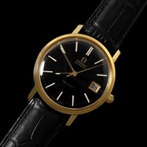 Omega 1974 De Ville Vintage Mens Full Size Automatic Watch -...