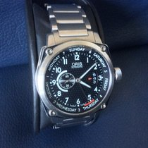 Oris BC4 Small Second Pointer Day