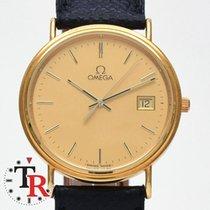 Omega Classic 18K Gold
