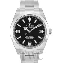 Rolex Explorer Black/Steel Ø39 mm 2016 - 214270