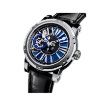 Louis Moinet Metropolis Magic Blue