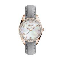 S.Oliver Damen-Armbanduhr SO-3268-LQ